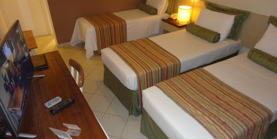 Apartamento Luxo Triplo