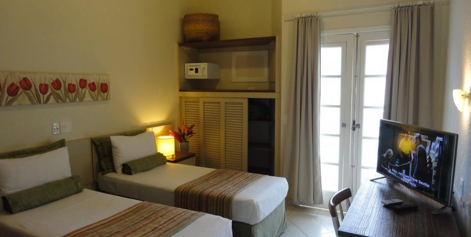 Apartamento Luxo Duplo