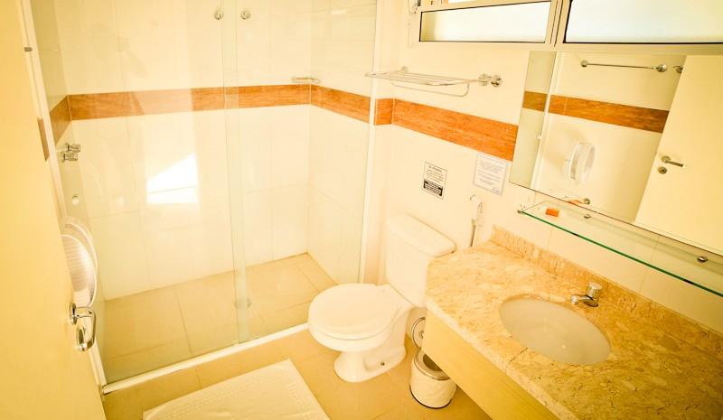 Banheiro apartamento Premium